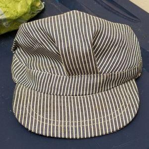 Kids Train Conductor hat cap costume